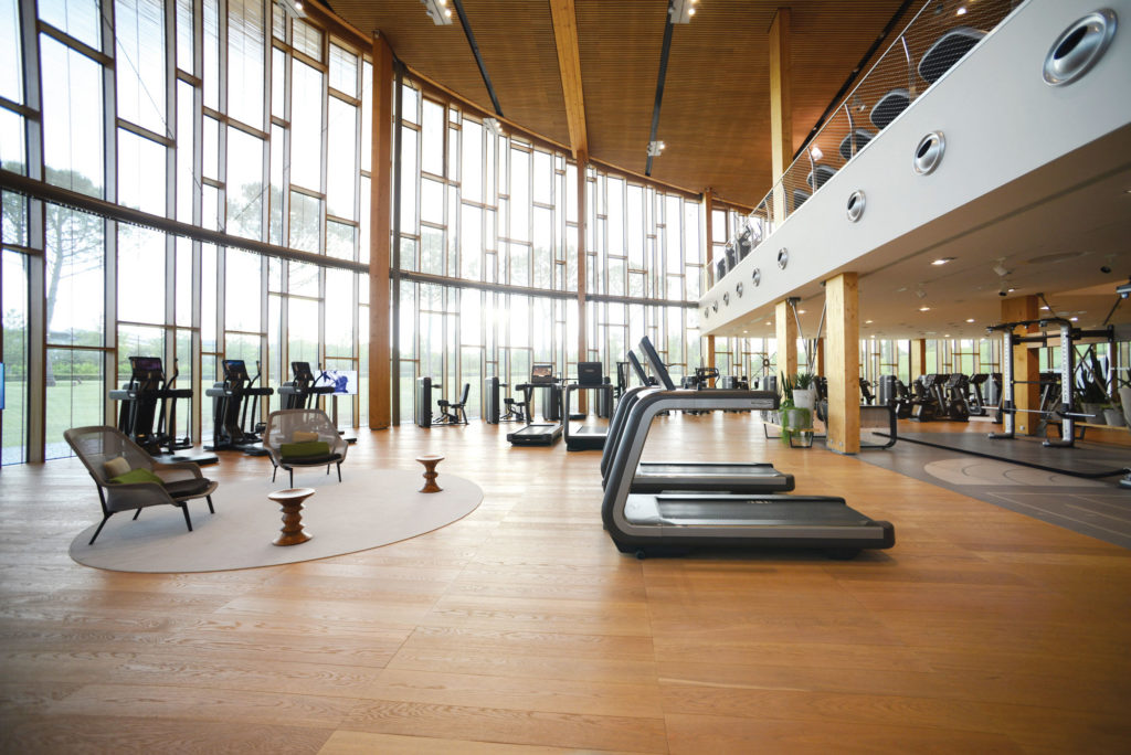 Technogym Village gym