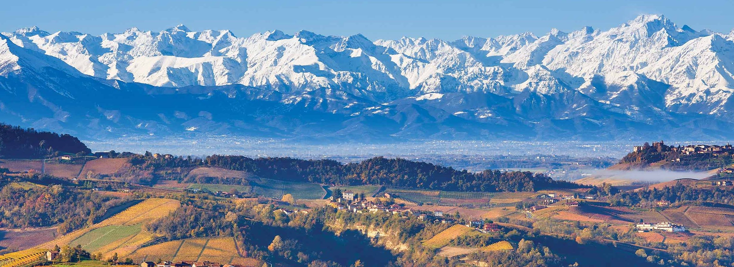 Piemonte and the Alps