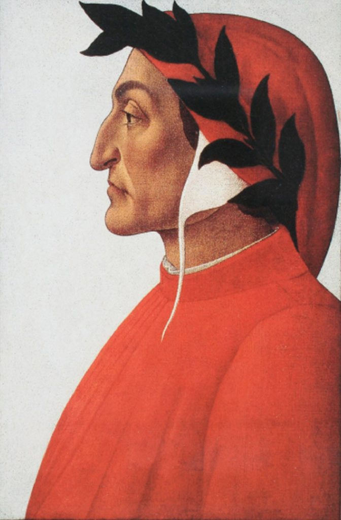 A Portrait of Dante Alighieri