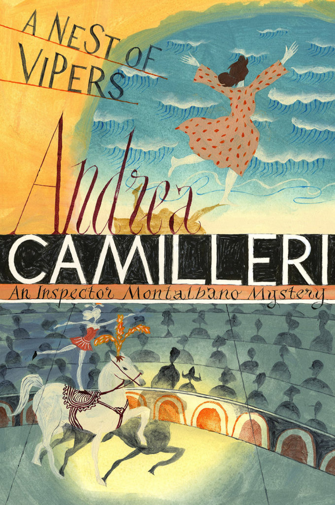 Andrea Camilleri Inspector Montalbano Mysteries: Nest of Vipers