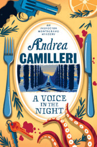 Andrea Camilleri Inspector Montalbano Mysteries: Voice in the Night