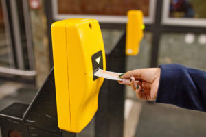 Look out for these yellow ticket validators in italy