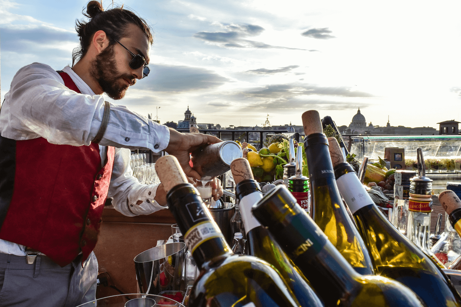 Top 5 Rooftop Bars In Italy The Best City Views My