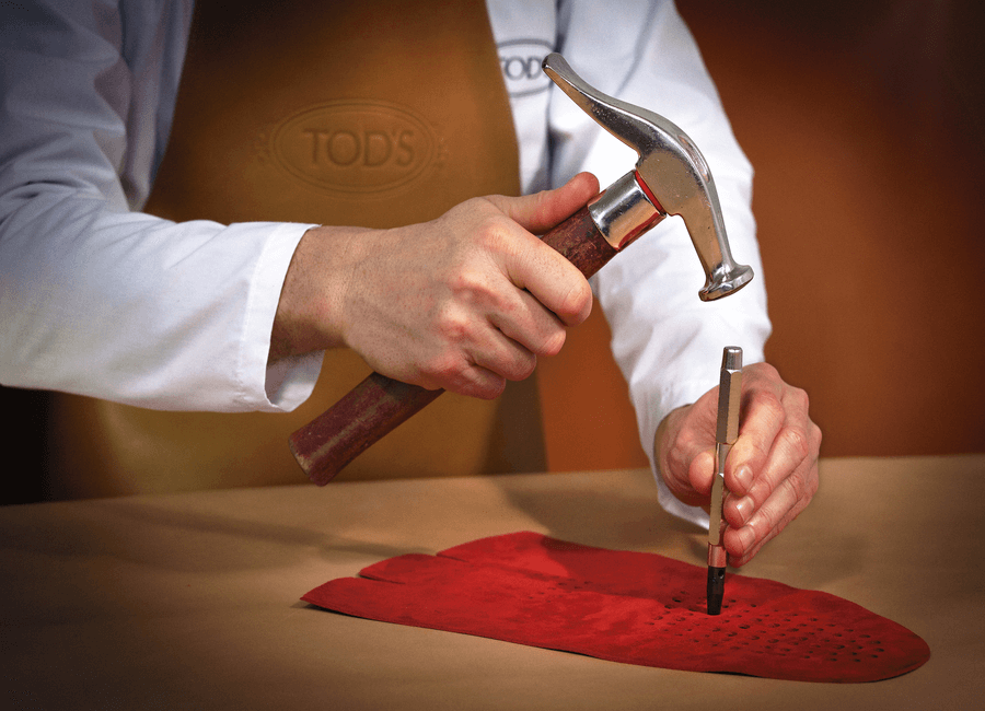 Tod's shoes: How it's Made