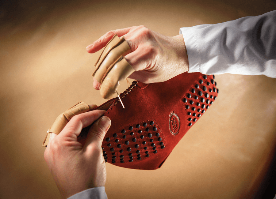 Tod's shoes: How t's Made