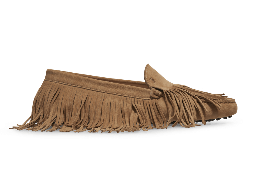 Tod's shoes: The Donna with fringe, SS / 2018