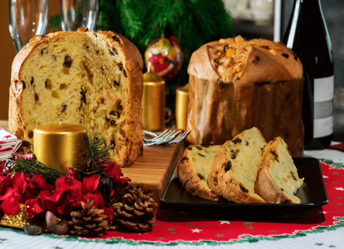 What to eat in Milan: Panettone